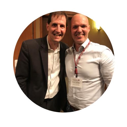 Dan Shapiro - Harvard Professor & schrijver van Beyond Reason (using emotions as you negotiate)